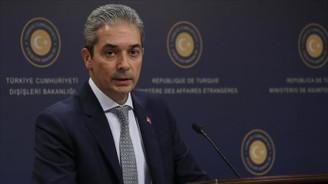 Türkiye'den Yunanistan-Mısır-GKRY'nin 'temelsiz atıflarına' tepki