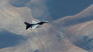 Irak'ın kuzeyine hava harekatı, 6 terörist öldürüldü