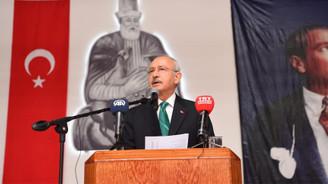 Kılıçdaroğlu: İyilerin peşinden gitmek hepimizin ortak görevi olmalı