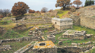 Mazinin ilham veren kenti: Troya
