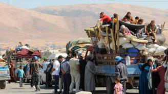 Lübnan'daki Suriyeli mülteciler ülkelerine dönüyor