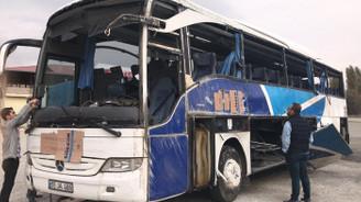 Yolcu otobüsü devrildi: 7 ölü, 23 yaralı