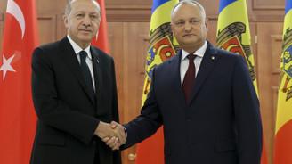 Moldova ile stratejik ortaklık