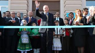 Erdoğan-Dodon-Vlah ortak basın toplantısı