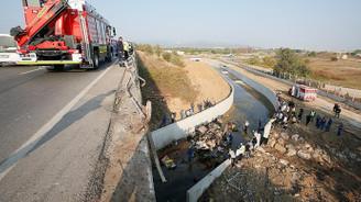 İzmir'deki kazayla ilgili 11 kişi tutuklandı