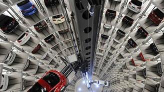 Avrupa otomobil pazarı 9 ayda yüzde 2,3 büyüdü
