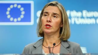 Mogherini: AB'nin tepkileri Suudi Arabistan'ın atacağı adımlara bağlı