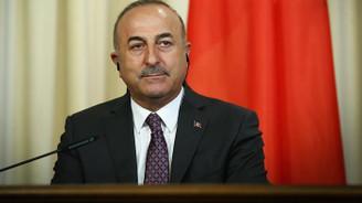Dışişleri Bakanı Çavuşoğlu: ABD'nin İran'a yaptırımlarında istisna tutulmayı talep ettik
