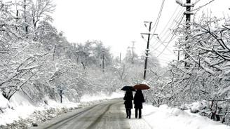 Meteorolojiden şiddetli yağış ve kar uyarısı