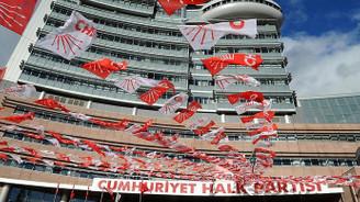 CHP'de 105 seçim bölgesinde adaylar belli oldu