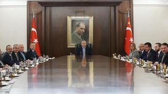 Cumhurbaşkanı Erdoğan TİM heyetini kabul etti