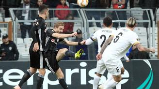 Beşiktaş sahasında mağlup: 4-2