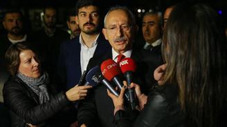 Kılıçdaroğlu: Cinayet işleyen katilleri hangi gerekçeyle tutuklamadınız