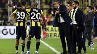 Fenerbahçe'de Cocu görevden alındı