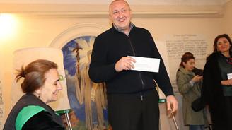 Gürcistan'da cumhurbaşkanı seçimleri 2. tura kaldı