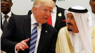 Trump'tan Suudi Arabistan Kralı'na: Seni biz koruyoruz, bedelini öde