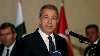 Milli Savunma Bakanı Akar: Münbiç'ten sonra sıra Fırat'ın doğusunda