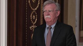 Bolton: İran'a en sert düzeyde baskı yapmak istiyoruz