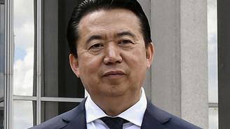 Kayıp Interpol Başkanı için Çin'den açıklama istendi