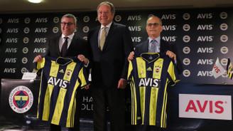 Fenerbahçe ile Avis imzaları attı