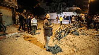 Gazze sınırında tehlikeli tırmanış