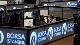 Borsa, TCMB anketi öncesi geriledi