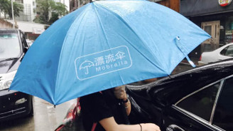 Kiralık şemsiyeye milyonlarca yuan