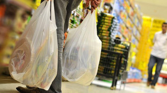 Milyarlarca lira 'poşetle' çöpe gidiyor