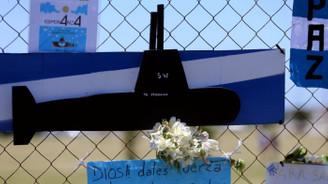 44 mürettebatıyla kaybolan denizaltı 1 yıl sonra bulundu