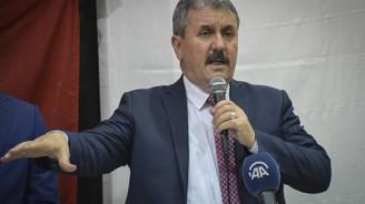 Destici'den ABD'ye PKK eleştirisi
