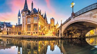 Zamanın durduğu büyülü şehir: Gent