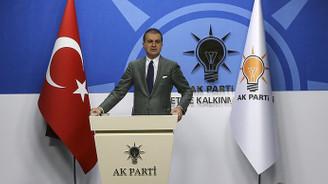 Çelik: Karar, Erdoğan-Trump görüşmesinde alındı