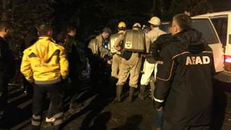 Zonguldak'ta 3 işçinin cenazesine ulaşıldı