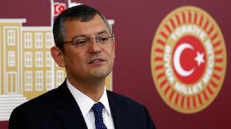 CHP Grup Başkanvekili Özel: İttifak yapmadan ayakta duramazlar