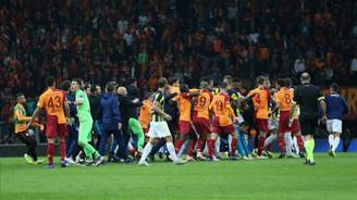Galatasaray-Fenerbahçe derbisi cezaları onandı