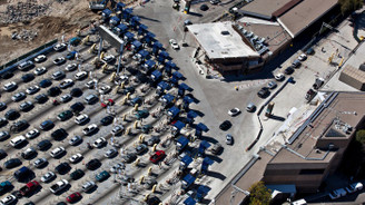 Meksika-ABD sınırı kapatıldı