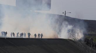Meksika'dan ABD'ye biber gazı notası