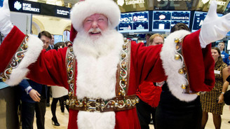 Piyasalara erken Noel hediyesi
