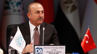 Bakan Çavuşoğlu'dan ticarette milli para vurgusu