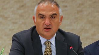 Turizm Bakanı Ersoy'dan imar barışı çıkışı
