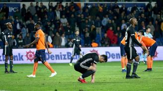 Beşiktaş'ın kâbusu sürüyor