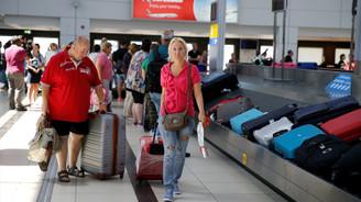 Yabancı turist sayısı 35 milyonu aştı