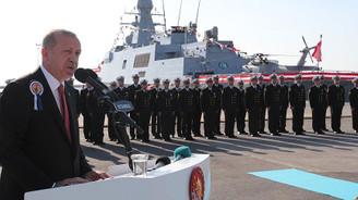 Erdoğan: Denizlerdeki haydutlara meydanı bırakmayacağız
