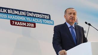 Cumhurbaşkanı Erdoğan: Artık kendi MR'ımızı üretelim