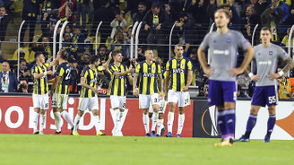 Fenerbahçe, Anderlecht'i eli boş yolladı