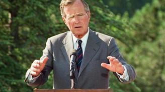 Eski ABD Başkanı 'Baba Bush' hayatını kaybetti