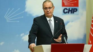 CHP'den büyüme eleştirisi