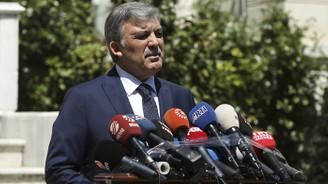 Gül'den Kılıçdaroğlu ile görüşme açıklaması