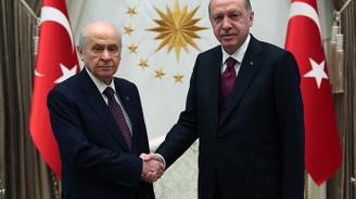 Erdoğan ile Bahçeli bir araya gelecek