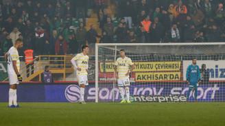 Fenerbahçe ligde bir basamak daha geriledi